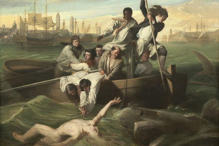 Изобразительное искусство США XVIII века