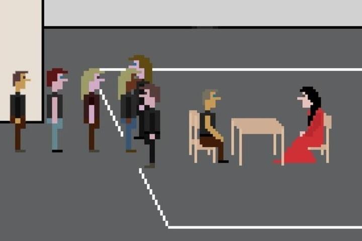 Искусство интеракции: от компьютерных игр до музейного пространства
