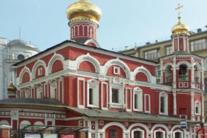 Ивановская горка. Храмы. Заповедные переулки
