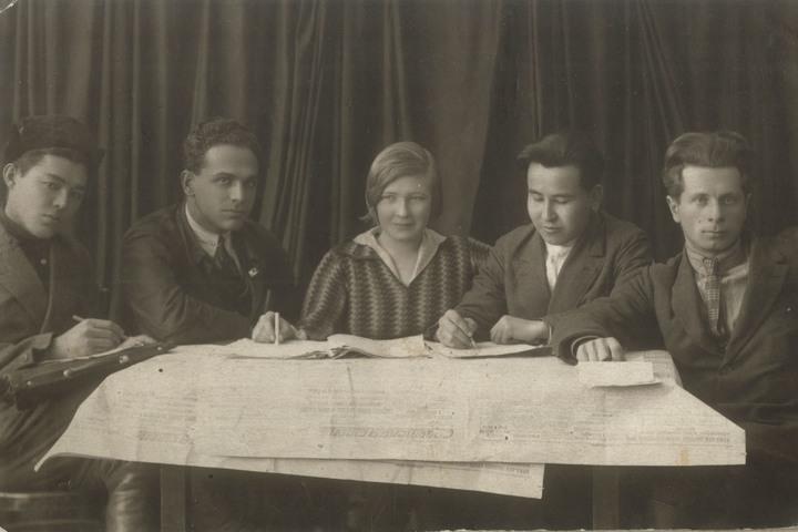 Презентация книги «Ольга Берггольц. Мой дневник. 1930–1941»
