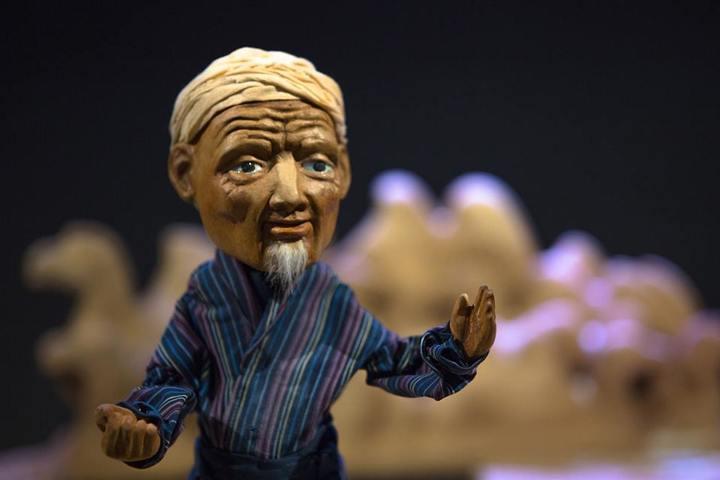 Кукольная мистерия по роману Ч. Айтматова «И дольше века длится день…»