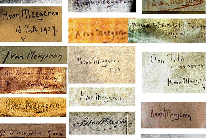 Подделки в истории искусств