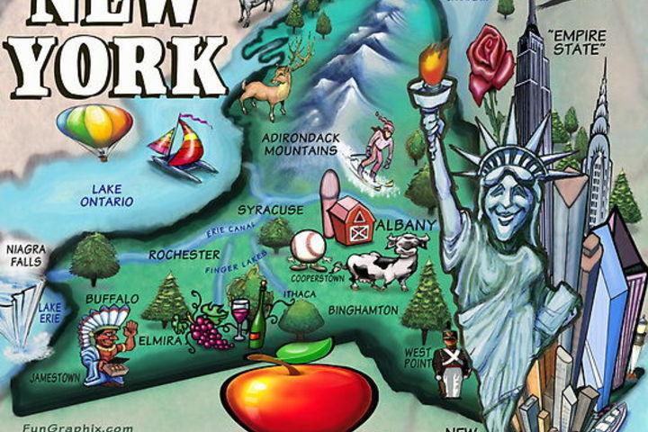 Детский Клуб: «Штат Нью Йорк»