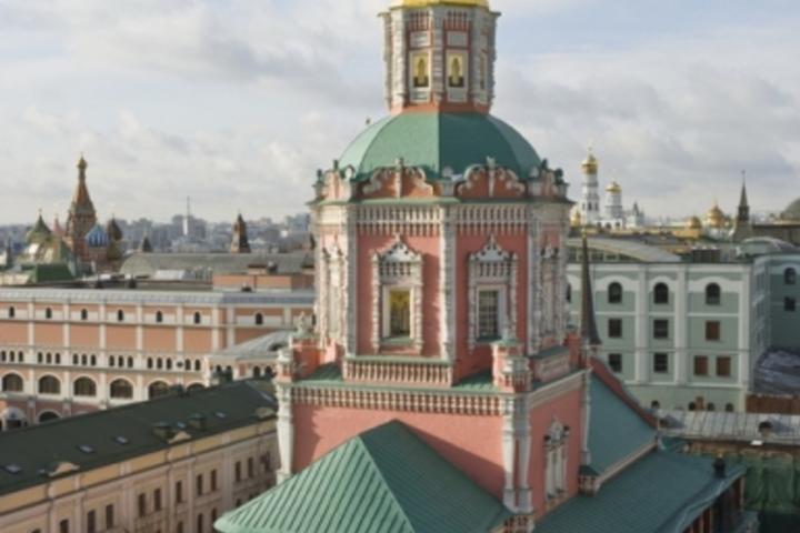 Царская Москва. Быт и нравы
