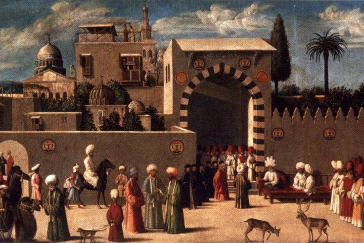 Личность на средневековом Ближнем Востоке