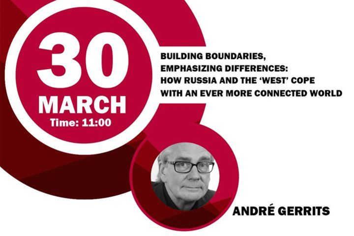 How Russia and the 'West' cope with an ever more connected world
