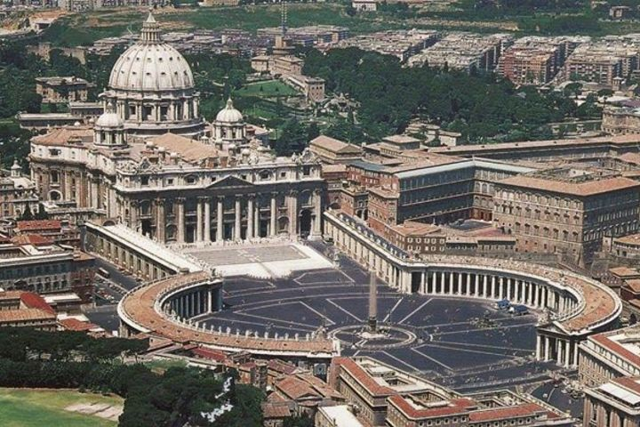 Римская архитектура Микеланджело