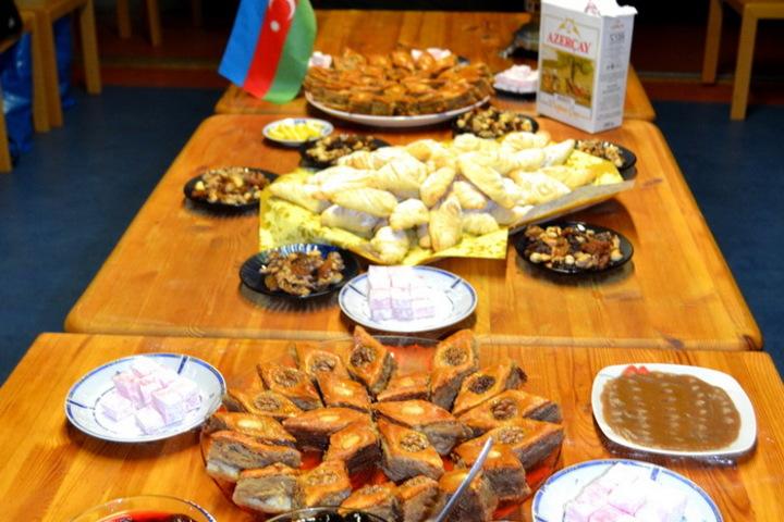 «Азербайджан». Лекция Дарьи Азолиной