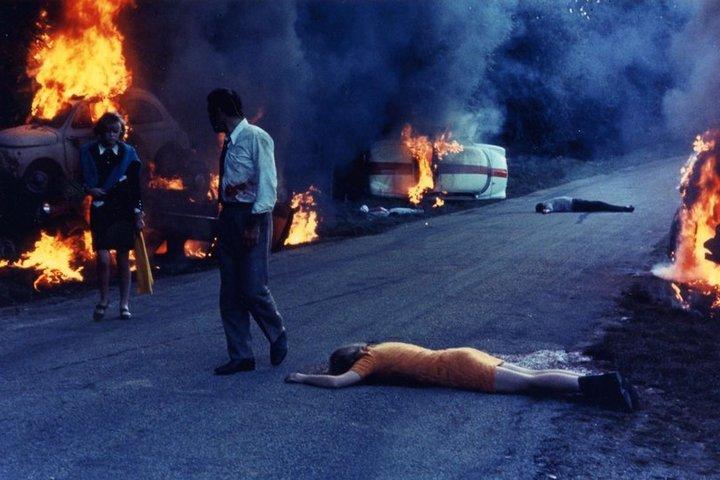 Просмотр с обсуждением Жан Люк Годар «Уик-энд» 1967 г