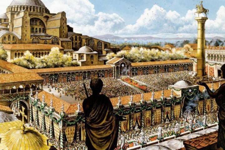 Византия, я люблю тебя!