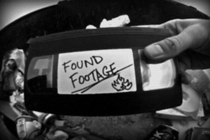 От видеоарта до медиаинсталляции: Found footage / Найденное изображение