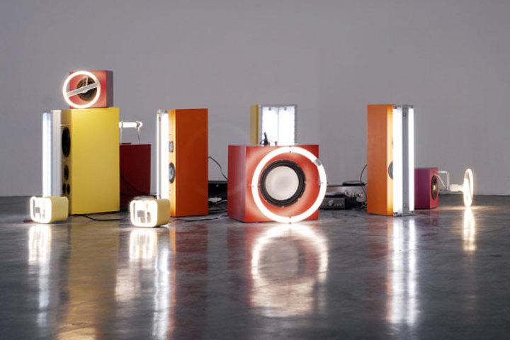 «Динамики в современном искусстве» - лекция Александра Кастана (Франция)