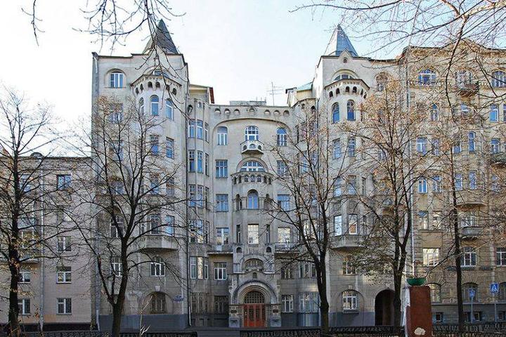 Эхо прекрасной эпохи. Московские доходные дома - 1