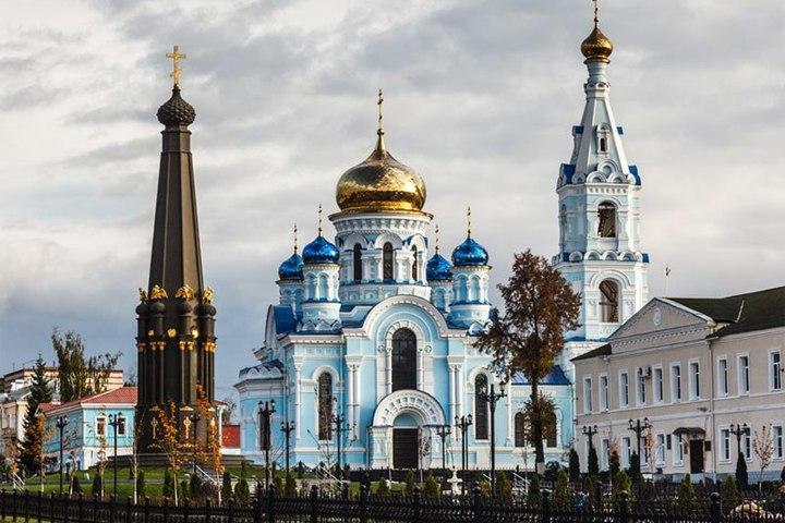 Автобусный тур по Калужской дороге «Обнинск-Малоярославец»