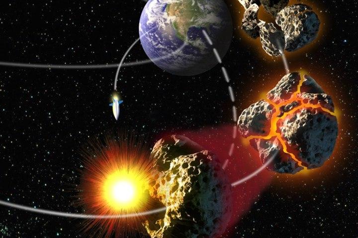 Астероидная безопасность