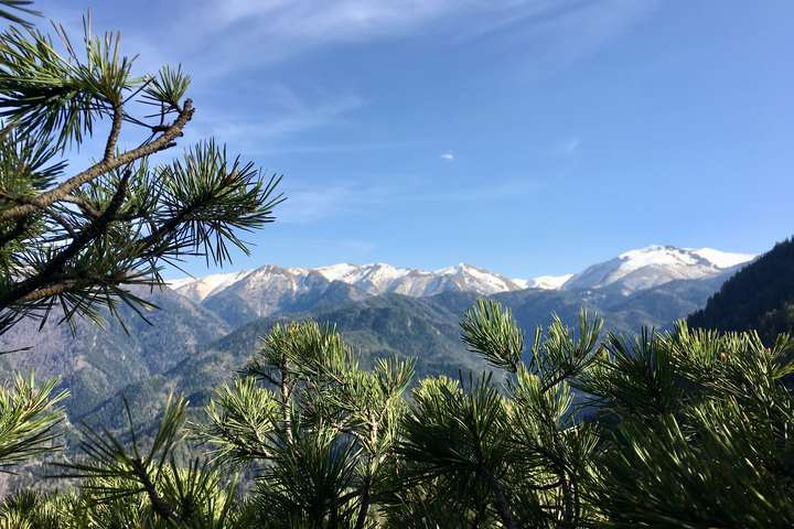 На гребне высоты. Природа и путешествия по Кавказу