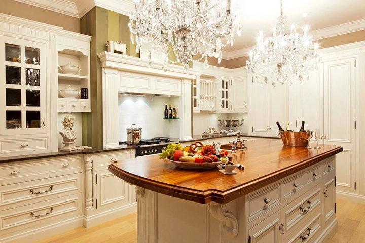 Правила выбора кухонного гарнитура и эргономика кухни