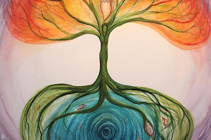Арт, как терапия: искусство, как способ возвращения «я» в пространство смыслов