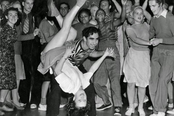 Рок-н-ролльный танцевальный мастер-класс от школы Rock n Roll Jokers