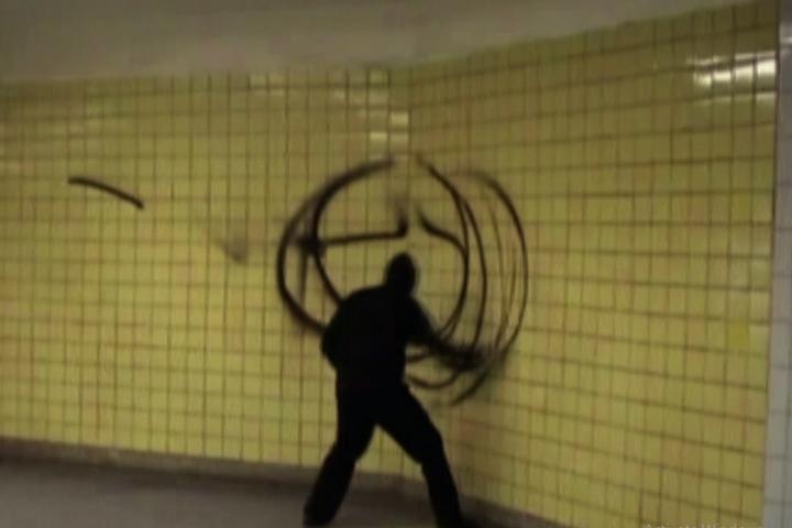 Фильм «Nug: Vandal in Motion»