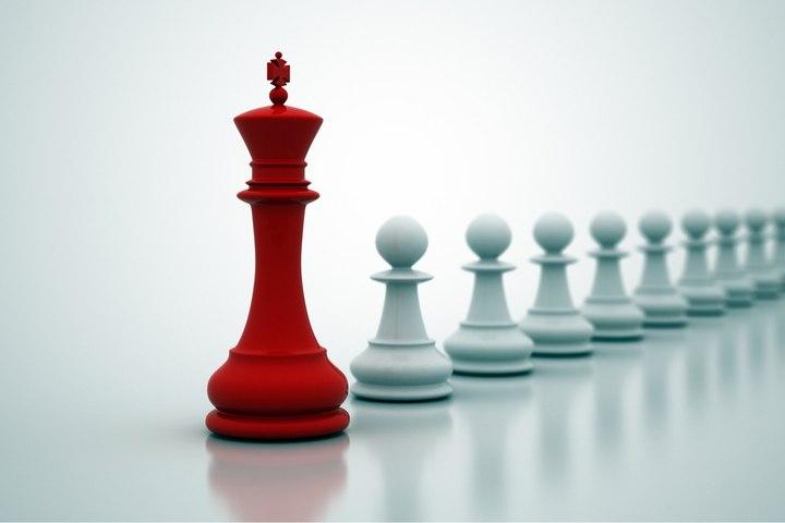 Мозг: лидеры и подчиненные