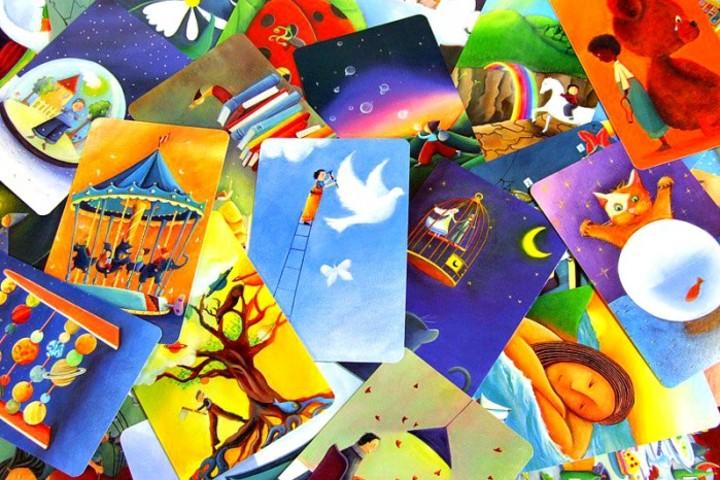 Intercultural Communication through Art. Metaphorical Cards