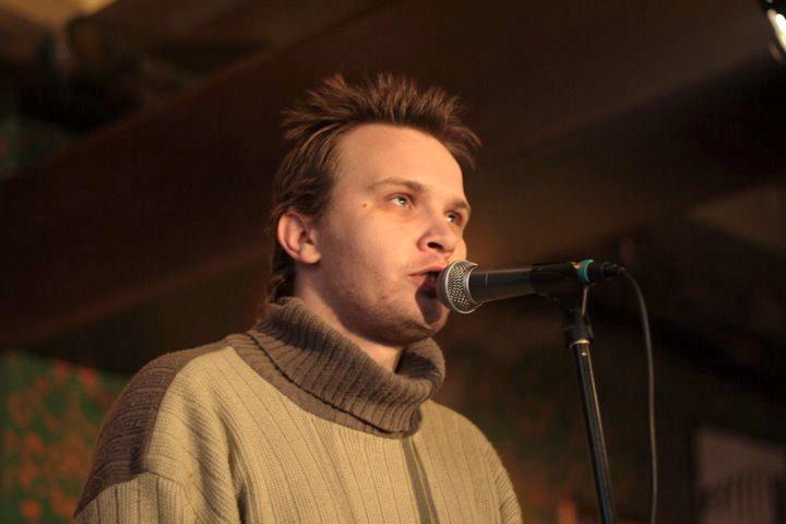 Встреча с писателем Алексеем Сальниковым