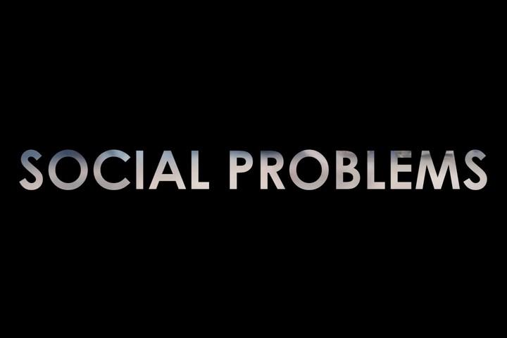 Английский клуб: Social problems (Социальные проблемы)
