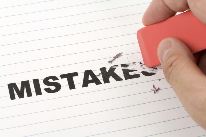 Английский клуб: Faults and Mistakes (Провалы и ошибки)