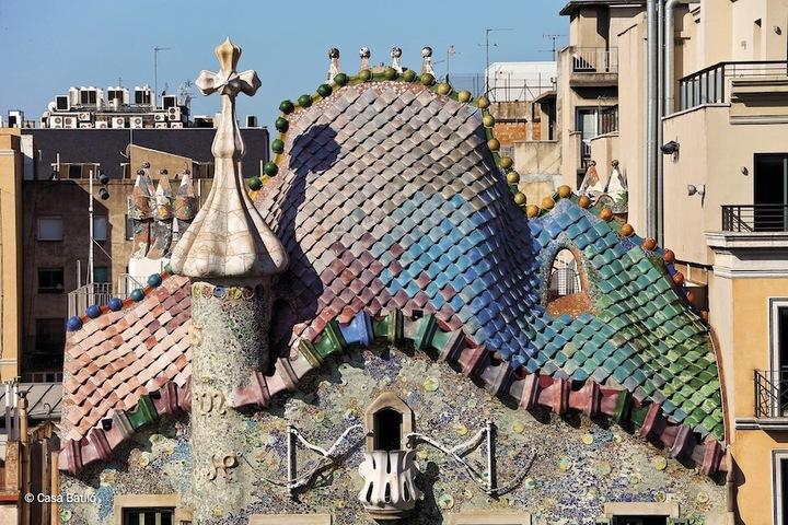 Антонио Гауди и мастера каталонского модерна