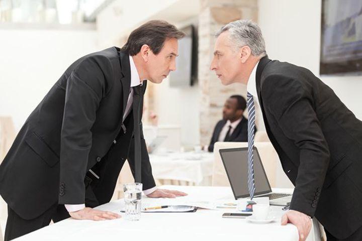 Клуб психологии на английском: Conflicts at work (Конфликты на работе)