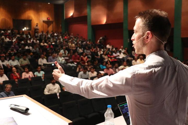 Мастер класс Игоря Родченко: Ораторское искусство в цифровую эру