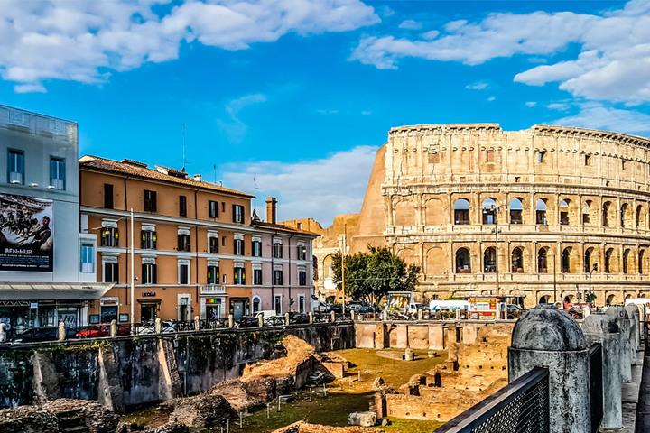 Итальянский разговорный клуб: Serata culturale in Italia (Культурный вечер Италии)