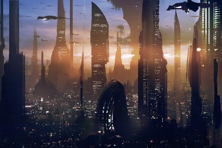 Контуры будущего