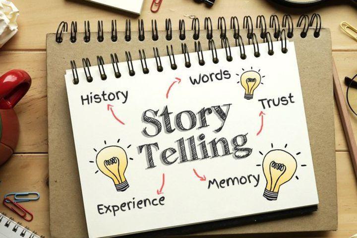Сторителлинг: Собери историю