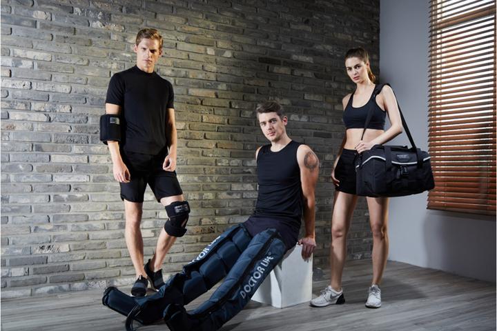 Прорыв в области восстановления в домашних условиях от компании Clubsante