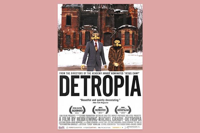 Кино на T&P: Хайди Юинг и Рэйчел Грэйди о том, как умирают города