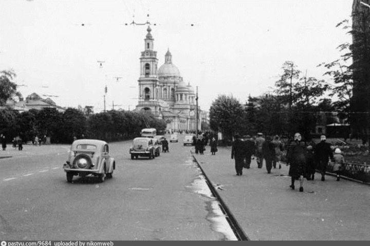 Бауманский район в годы войны 1941–1945 гг. Пешеходная экскурсия