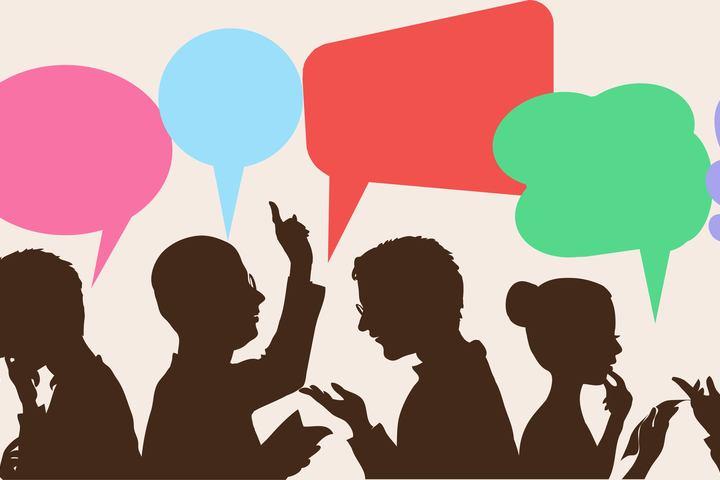 Разговорный английский клуб Talking Heads