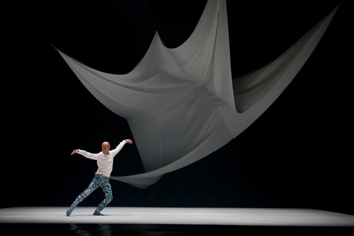Alpo Aaltokoski (Финляндия) /Техника Contemporary Dance /воркшоп
