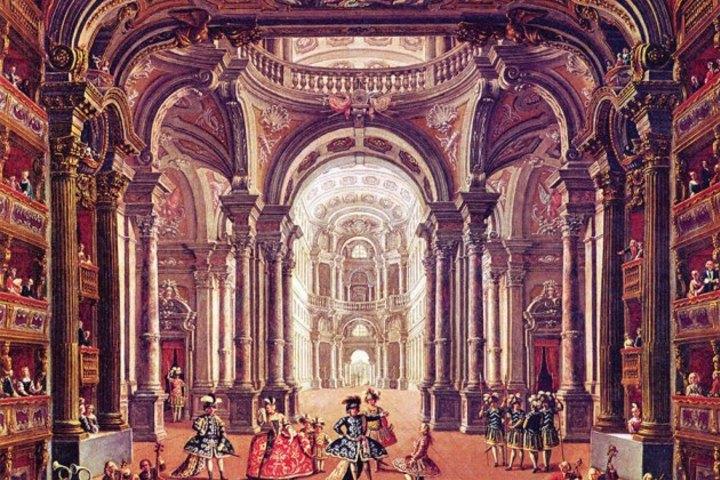 Дни барокко: итальянская опера XVIII века