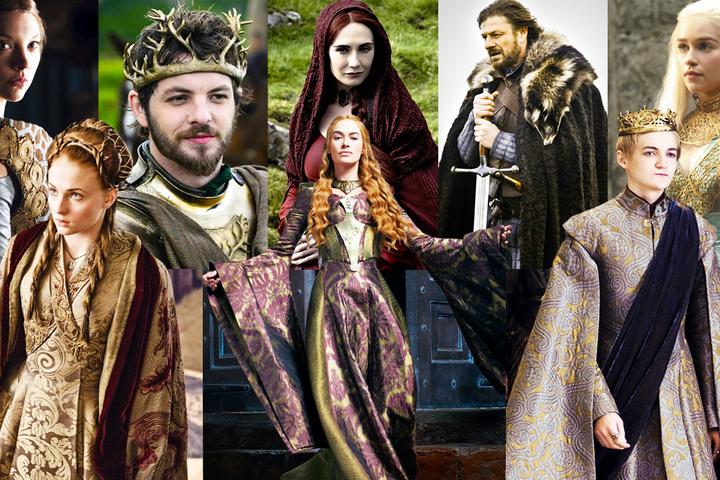 Игра престолов»: больше, чем мода