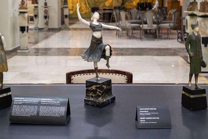 «Женские образы в искусстве ар-деко: эмансипация, раскрепощение, радикальность»