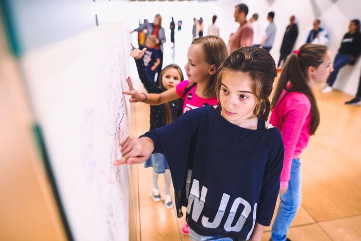 Дискуссия «Говорить с детьми о современном искусстве: зачем и как?»