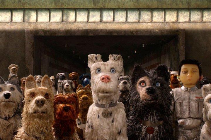Кинопоказ «Остров собак»