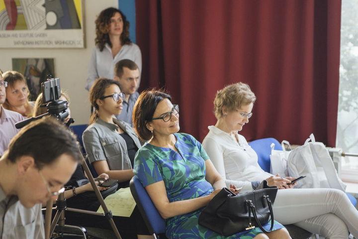 "открытый мастер-класс школы Star Talk ""Speak Out. Interactive Way of Learning"" для начинающих"