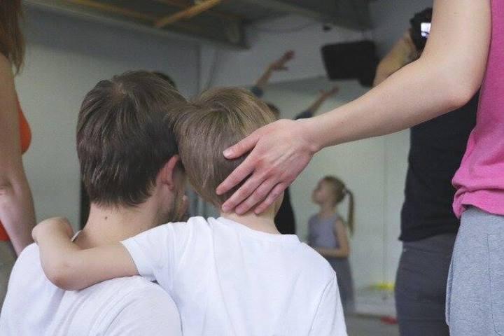 Dance Family Day в ЦЕХе / для семей с детьми от 4 до 12 лет