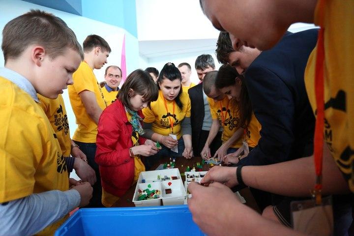 Третий этап Всероссийского научно-технического фестиваля «ВУЗПРОМФЕСТ – 2018»