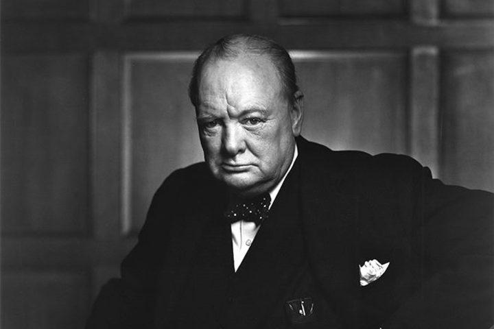 Черчилль: Капитан Британия