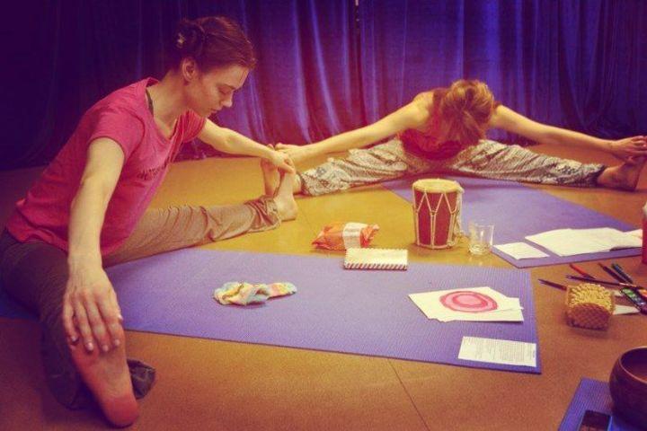 Фестиваль йоги и арт-терапии «Вдохновение»